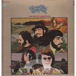 Canned Heat - Cook Book (The Best Of Canned Heat)