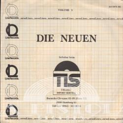 Various, Die Neuen - Newslines, Volume 5