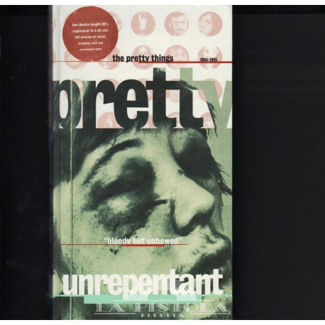 The Pretty Things - Pretty unrepentant, The Archology  1964-1995