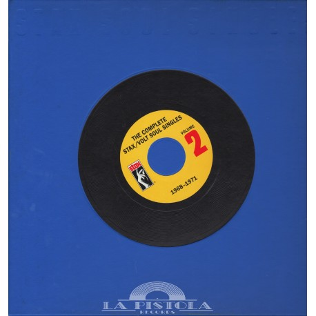 STAX/ Soul and Singles - The Complete Stax/ Volt Soul Singles/ Volume 2