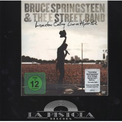 Bruce Springsteen & the Street Band - London Calling- Live in Hyde Park