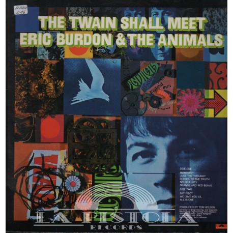 The Animals & Eric Burdon - The Twain Shall Meet