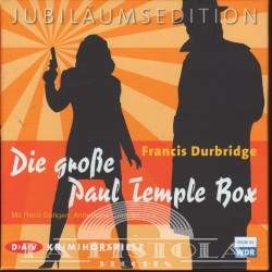 Francis Durbridge - Die große Paul Temple Box