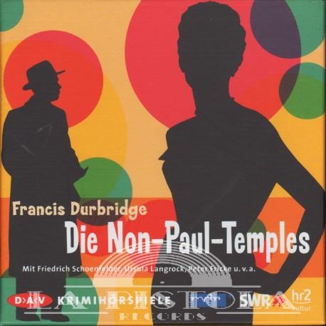 Francis Durbridge - Die Non Paul Temple Box