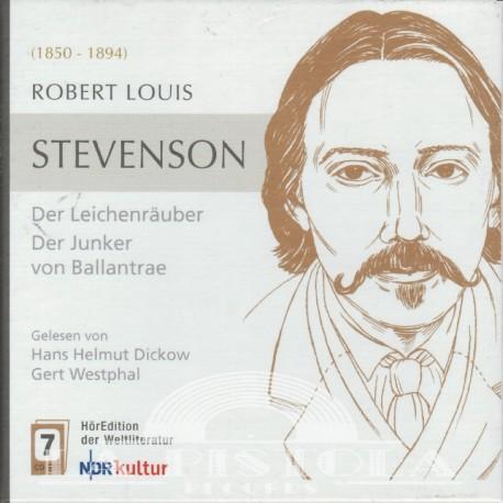 Robert Louis - Stevenson