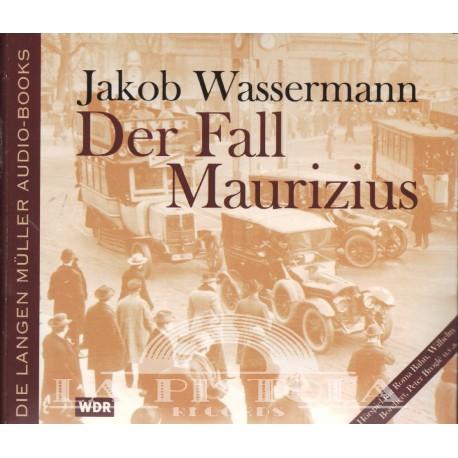 Jakob Wassermann - Der Fall Maurizius