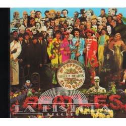 The Beatles - Sgt. Pepper`s Lonely Heart Club Band