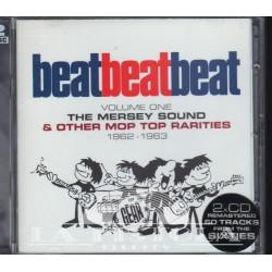 Various - Beat Beat Beat,Vol.1, The Mersey Sounds + Other Mop-Top Rarities