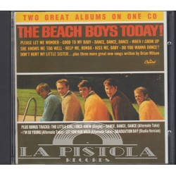 The Beach Boys - Today