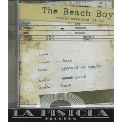 The Beach Boys - Studio Sessions
