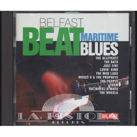 Various - Belfast Beat, Maritime Blues