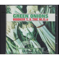 Booker T& M.G`s - Green Onions