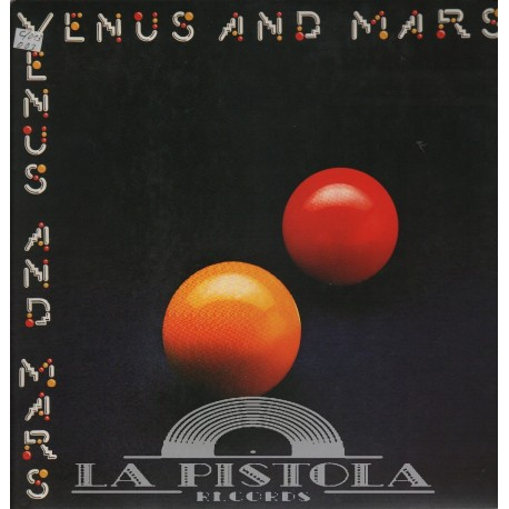 Paul McCartney and Wings - Venus and Mars