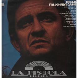 Johnny Cash - Starportrait
