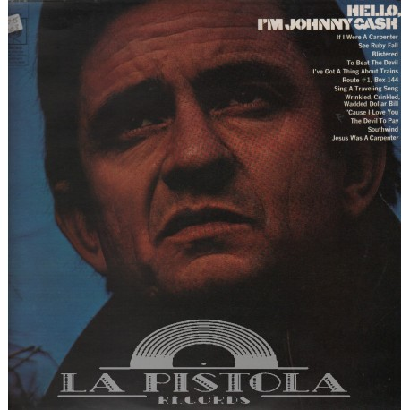 Johnny Cash - Starportrait