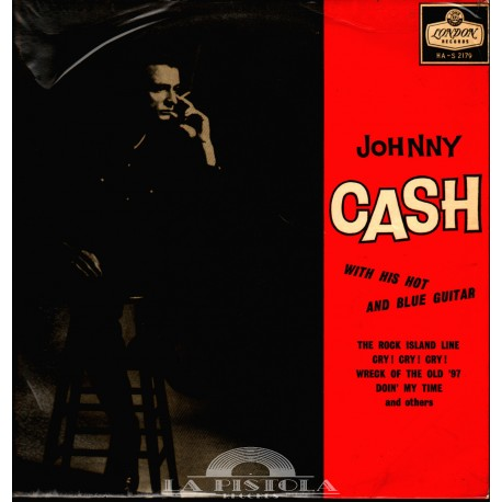 Johnny Cash - With His Hot And Blue Guitar