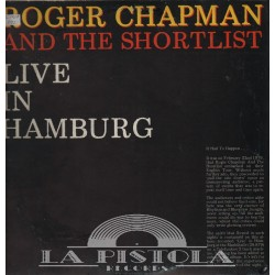 Roger Chapman and the Shortlists - Live In Hamburg