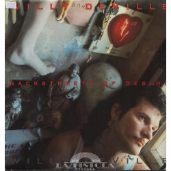 Ville,Willy de - Backstreets Of Desire