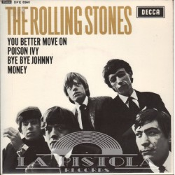Rolling Stones, The - You Better Move On
