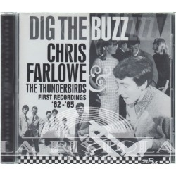 Chreis Farlow & The Thunderbirds - Dig The Buzz