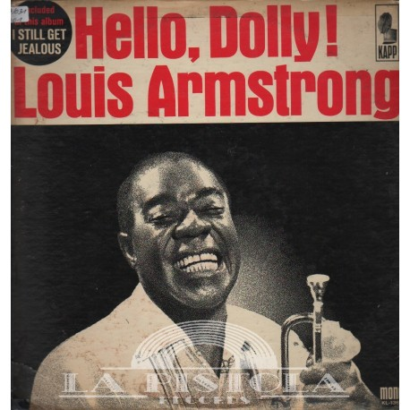 Louis Armstrong - Hello, Dolly! This is Louis Armstrong