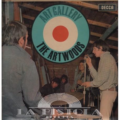 The Artwoods - Art Gallery