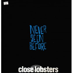 Close lobster - Never Seen Before