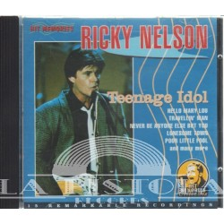 Ricky Nelson - Hit memories, Teenage Idol
