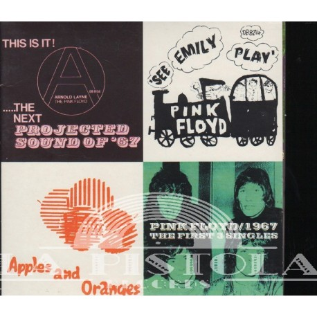 Pink Floyd - The First Three Singles