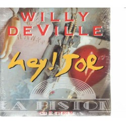 Willy de Ville - Hey Joe / All in the name of Love