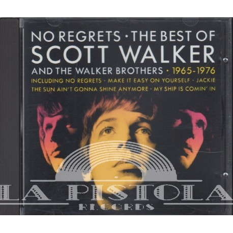 Scott Walker - No regrets / The Bestof Scott Walker 1965 - 1976
