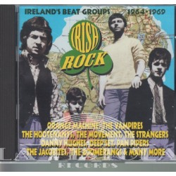 Various - Ireland`s Beat Groups 1964 - 69