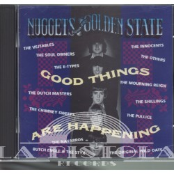 Various - Good Things are Happening, Nuggets from the Golden State