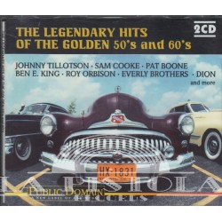 Various - The Legendary Hits of the Golden 50s and 60s