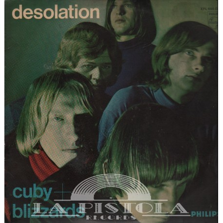 Cuby and Blizzards - Desolation