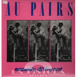 Au Pairs - equally different