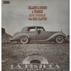 Delaney and Bonnie - On Tour with Eric Clapton