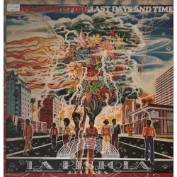 Earth,Wind and Fire - Last Days And Time