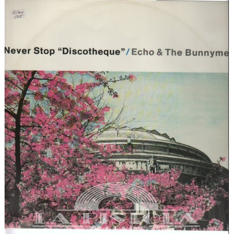 Echo and the Bunnymen - Never Stop/Discotheque