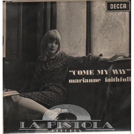 Marianne Faithful - Come My Way