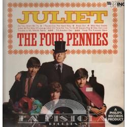 The Four Pennies - Juliet