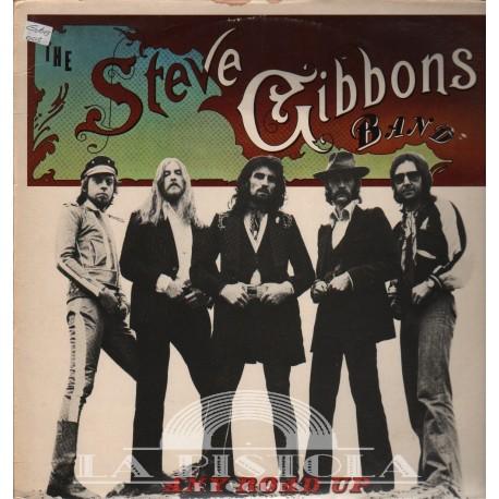 Steve Gibbons - Any Road Up