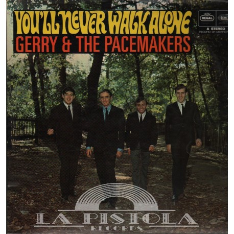 Gerry & The Pacemakers YouLl Never Walk Alone