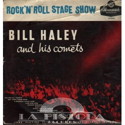 Bill Haley and his comets - Rock'N'Roll Stage Show