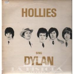 Hollies - Sing Dylan