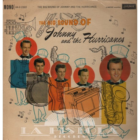 Johnny and the Hurricans - The Big Sound Of