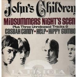 John's Children - Midsummer Night's Scene