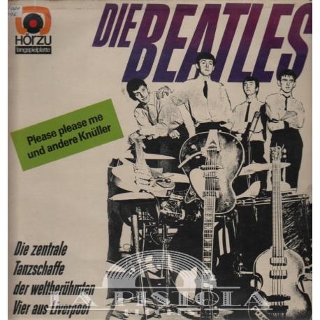 The Beatles - Die Zentrale Tanzschaffe der weltberühmten Vier aus Liverpool