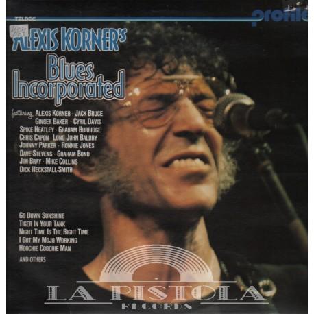 Alexis Korner - Alexis Korner's Blues Incorporated