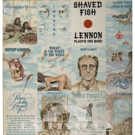 John Lennon - Shaved Fish
